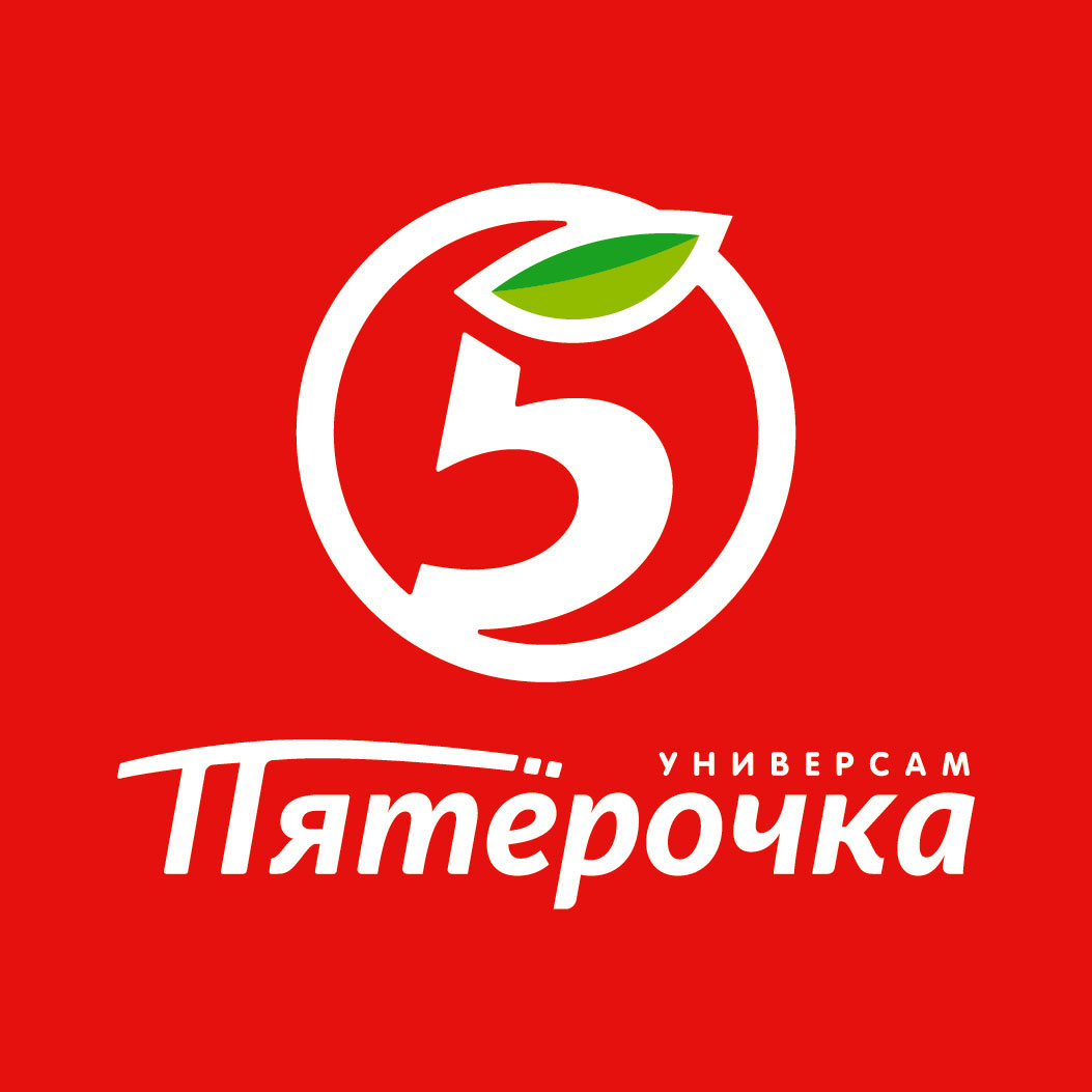 Картинки по запросу пятерочка лого